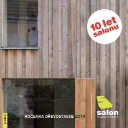 Ročenka Salon dřevostaveb 2014