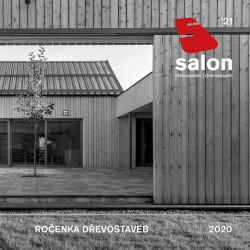 Ročenka Salon dřevostaveb 2020